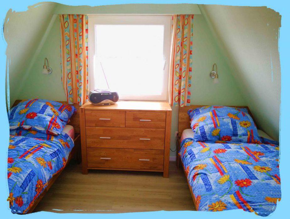 1Kleines Schlafzimmer