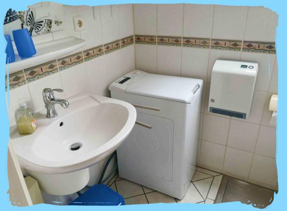 1WC Waschbecken